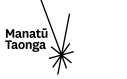 logo of Manatū Taonga, Ministry for Culture & Heritage